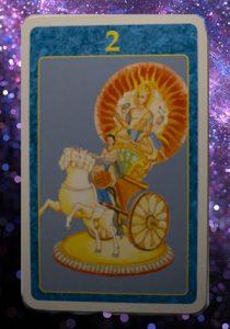 L'oracolo del Karma: cosa ci diranno queste splendide carte?Mitra dio della saggezza