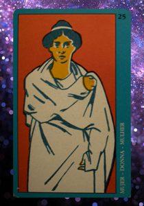 L'oracolo di Fatima spiegazione dei simboli divinatori del mazzo.