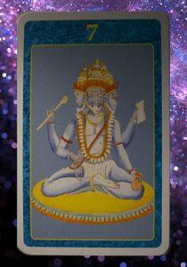 L'oracolo del Karma: cosa ci diranno queste splendide carte? creatore del mondo