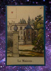 L' antico e misterioso mazzo di carte del libro del destino